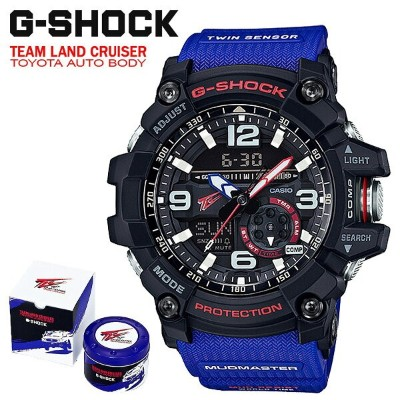 カシオ CASIO G-SHOCK 腕時計 マッドマスター GG-1000TLC-1AJR コラボ MUDMASTER TEAM LAND CRUISER TOYOTA AUTO BODY...