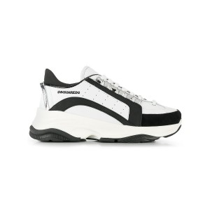 Dsquared2 chunky sole sneakers - ホワイト