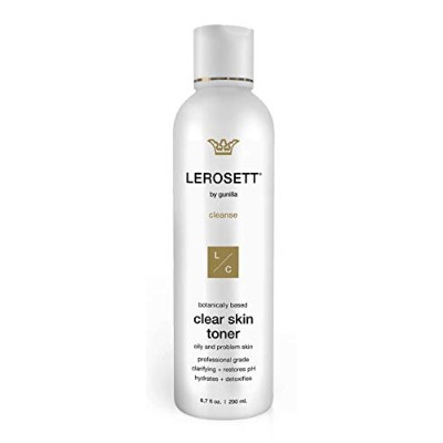 LEROSETT Purifying Acne Toner 6.7 oz by Lerosett
