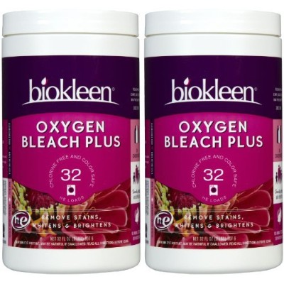 Biokleen Oxygen Bleach Plus - 32 oz - 2 pk [並行輸入品]
