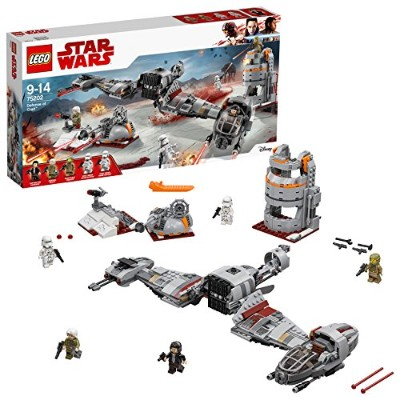 レゴ スターウォーズ 75202 LEGO Star Wars Episode VIII: Defense of Crait Costruzioniレゴ スターウォーズ 75202