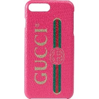 Gucci iPhone 8 Plus ケース - ピンク