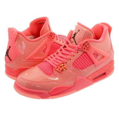 NIKE WMNS AIR JORDAN 4 RETRO NRG ナイキ ウィメンズ エア ジョーダン 4 レトロ NRG HOT PUNCH/BLACK/VOLT aq9128-600