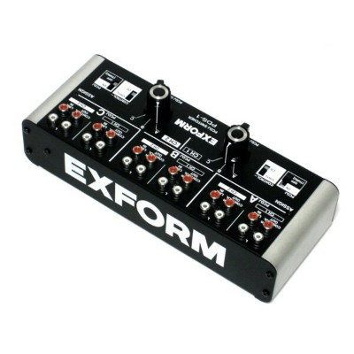 EXFORM PDS-1s PCDJ SWITCHER FOR Pro DJs