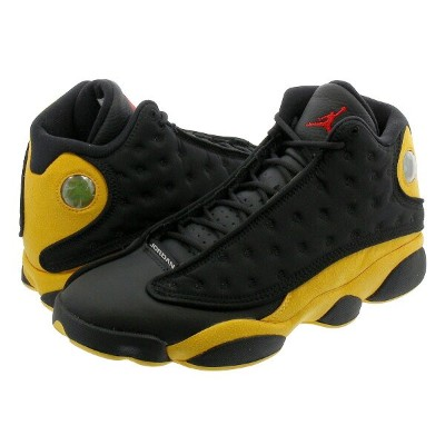 NIKE AIR JORDAN 13 RETRO 【CLASS OF 2002】 ナイキ エア ジョーダン 13 レトロ BLACK/UNIVERSITY RED/UNIVERSITY GOLD...