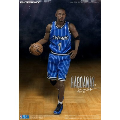 """ENTERBAY 1/6 Scale REAL MASTERPIECE NBA COLLECTION ANFERNEE """"PENNY"""" HARDAWAY (エンターベイ 1/6スケール..."""