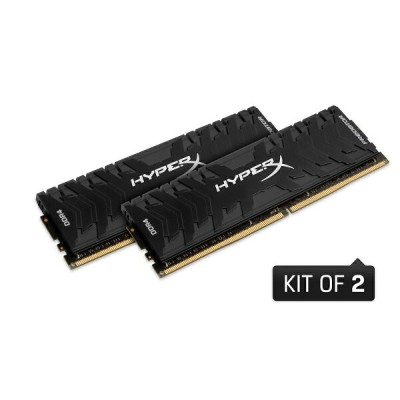 キングストン HyperX Predator 32GB(16GB×2枚組) 3600MHz DDR4 CL17 DIMM (Kit of 2) XMP HX436C17PB3K2/32