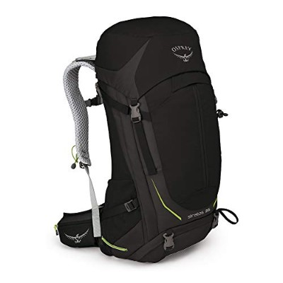 OSPREY Stratos 36 Black S/M