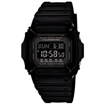G-SHOCK G-SHOCK/(M)DW-D5600P-1JF/SPECIAL COLOR ブリッジ ファッショングッズ 腕時計 ブラック【送料無料】