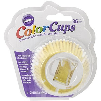 (Beer 36/Pkg) - ColorCup Standard Baking Cups