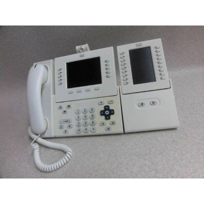 【中古】 Cisco Unified IP Endpoint 9951+Cisco Unified IP Color Key Expansion ModuleCisco/シスコ IP電話機 +...
