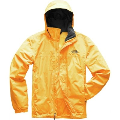 ザ ノースフェイス The North Face メンズ アウター レインコート【Resolve 2 Hooded Jackets】Tnf Yellow/Asphalt Grey
