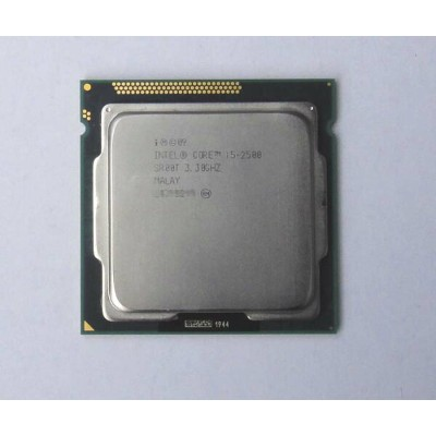 ■ インテル CPU Intel Core i5-2500 SR00T 3.30GHz