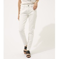 【SALE 50%OFF】【AZUL BY MOUSSY】A Perfect Skinny WHT