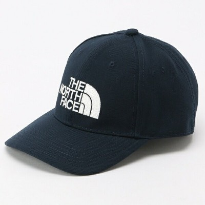 【THE NORTH FACE】キャップ(キッズ TNFロゴキャップ)/ザ・ノース・フェイス(THE NORTH FACE)