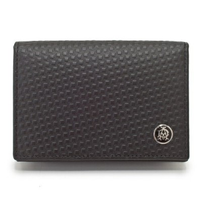 dunhill ダンヒル 名刺入れ L2V347A BLACK MICRO D-EIGHT
