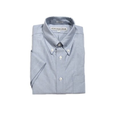 【期間限定30%OFF!】INDIVIDUALIZED SHIRTS(インディビジュアライズド シャツ)/SHORT SLEEVE STANDARD FIT REGATTA OXFORD...