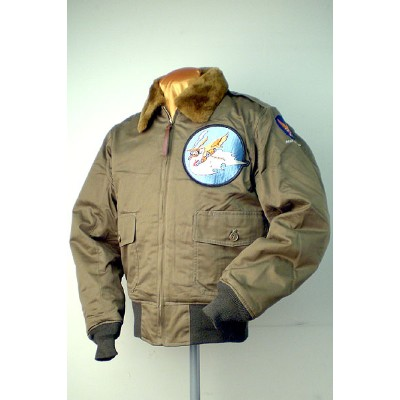 """No.BR11740 BUZZ RICKSON'S バズリクソンズType B-10""""ROUGHWEAR CLOTHING CO.,""""1943 MODEL314th Figter Squadron ..."""
