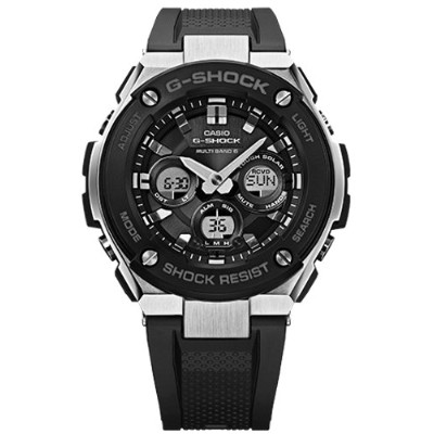 Casio G - Shock g-steel Watch gst-w300 – 1 AER