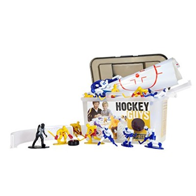 Kaskey Kids Hockey Guys - Inspires Imagination with Open-Ended Play - Includes 2 Full Teams and...