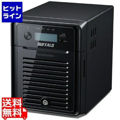 バッファロー ( BUFFALO ) TeraStation WSS HR Windows Storage Server 2016 Standard Edition搭載NAS 4TB...