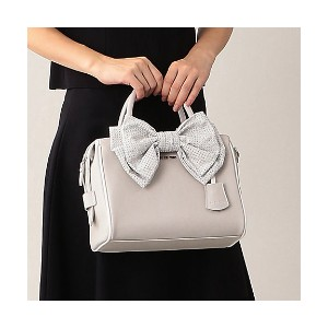 【SALE(三越)】 TO BE CHIC/TO BE CHIC  Bonbon BAG(W5121100__) グレー 【三越・伊勢丹/公式】 バッグ~~ハンドバッグ