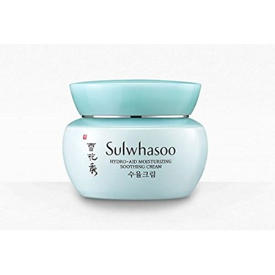 [Sulwhasoo] Hydro-Aid Moisturizing Soothing Cream 50ml (Soo Yul Cream) [並行輸入品]
