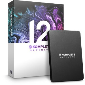 Native Instruments KOMPLETE 12 ULTIMATE 【DAWソフト】【送料無料】