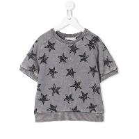 Stella Mccartney Kids スター セーター - グレー