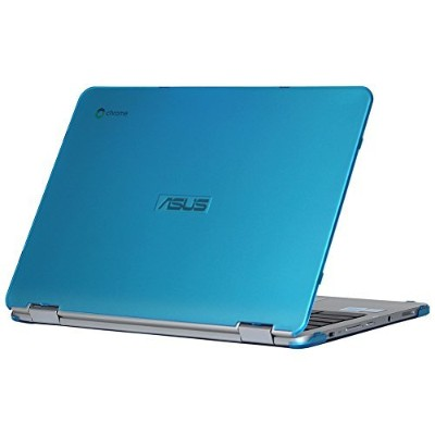 iPearl mCover ハードシェルケース 12.5 インチ ASUS クロームブック フリップ C302CA シリーズ ノートパソコン用 12.5 Inches mCover-ASUS...