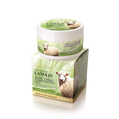 Lanolin Nght Creme Combination
