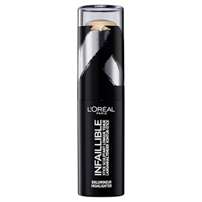 L'Oreal Infallible Highlighter Stick 502 Gold Is Cold