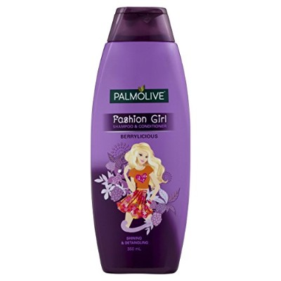 Palmolive Fashion Girl Berrylicious 2 in 1 Shampoo & Conditioner 350ml