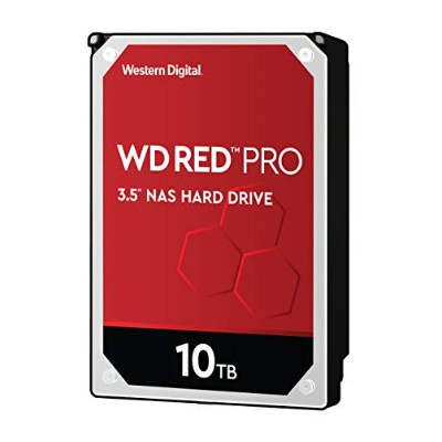 WD 3.5inch Red Pro 2TB キャッシュ 64MB SATA6Gb/s 7200rpm WD2002FFSX
