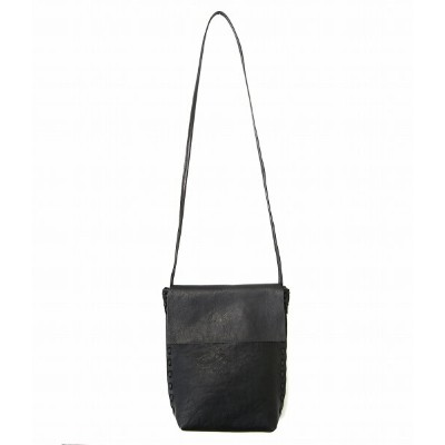 SLOW / スロウ : flap neck pouch : フラップ ネック ポーチ : 49S188H 【COR】