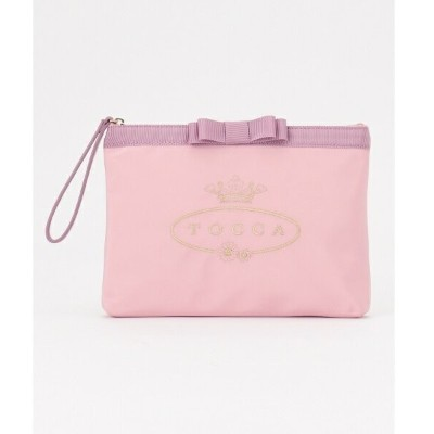 ACCESSORIES RIBBON POUCH ポーチ/トッカ(TOCCA)