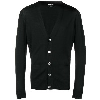 Tom Ford long-sleeve fitted cardigan - ブラック