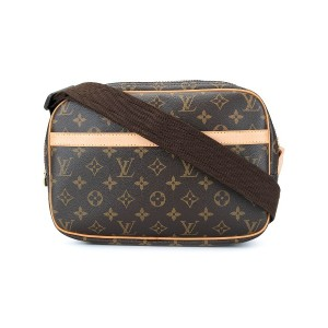 Louis Vuitton Pre-Owned レポーター PM バッグ - ブラウン