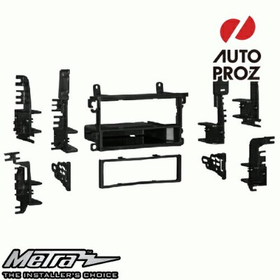 [METRA 正規品] 日産 1993-2004年 シングルDIN オーディオ取り付けキット/ダッシュキット