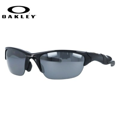 オークリー サングラス OAKLEY ハーフジャケット2.0 HALF JACKET 2.0 oo9153-04 Polished Black/Black Iridium Polarized...