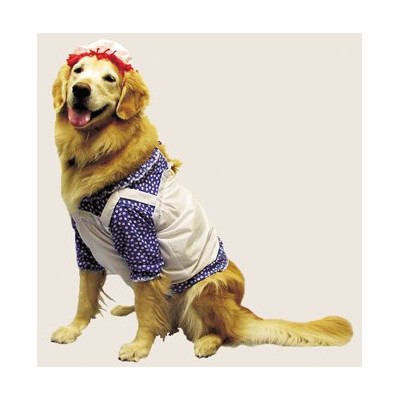 Raggedy Ann Pet Costume Small by Halloween FX