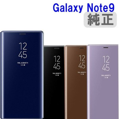 Galaxy Note9 CLEAR VIEW STANDING COVER galaxy note9 ケース 純正 galaxy note9 カバー samsung galaxy note 9...