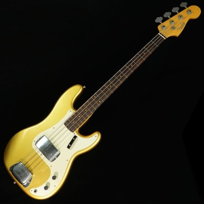 Fender Custom Shop 2018 Custom Collection 1959 Journeyman Relic Precision Bass / Aged Aztec Gold ...