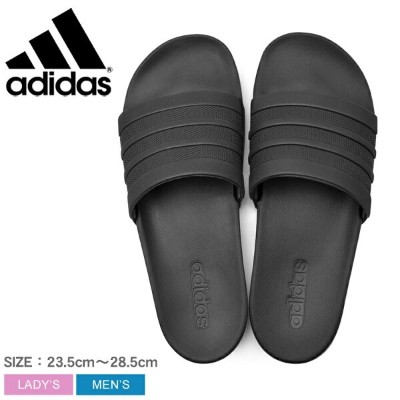 アディダス メンズ Mens Adilette CloudFoam Plus MONO Slides