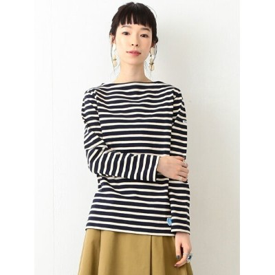 ORCIVAL BD LS/PO ビームス ウイメン カットソー【送料無料】