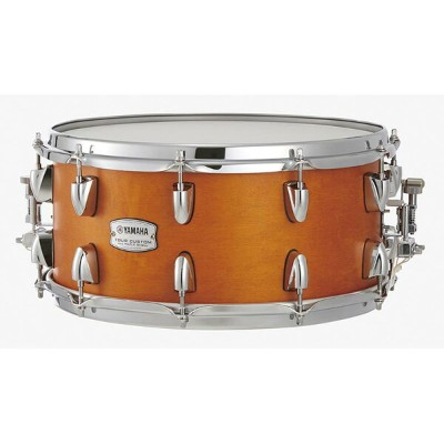 "YAMAHA 《ヤマハ》 TMS1465CRS [Tour Custom / All Maple Shell Snare Drum / 14"" x 6.5"" / キャラメルサテン]"