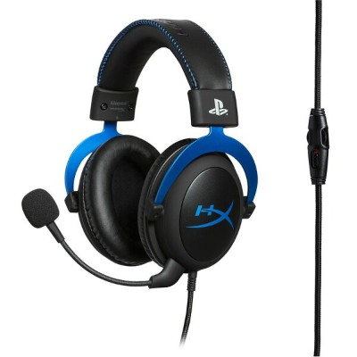 HX-HSCLS-BL/AS キングストン PS4専用 ゲーミングヘッドセット Kingston HyperX PS4 Headsets/Console Headsets