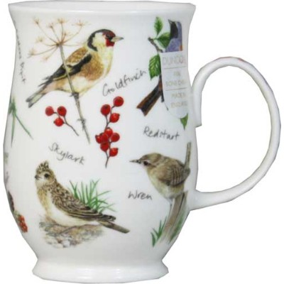 Dunoon マグカップ SUFFOLKDawn Song Goldfinch DNDS1 [0.31L]