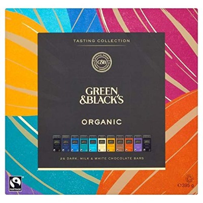 Green & Black's Organic Tasting Collection (395g) by Green & Black's