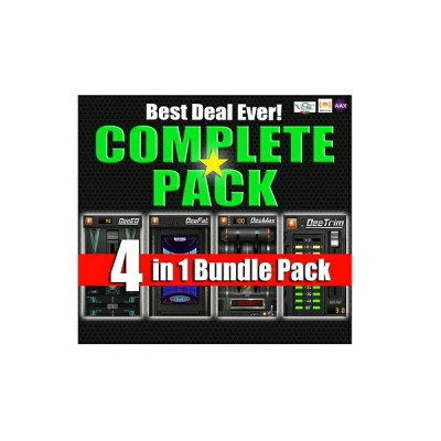 DOTEC-AUDIO COMPLETE PACK (パッケージ版)